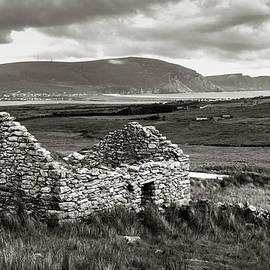 Famine Cottage Ruin, Achill Island by Fergal Gleeson