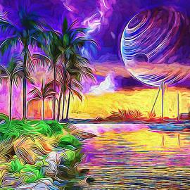 Fantasy coast by Nenad Vasic