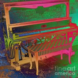 Fantasy Piano by Linda Bianic