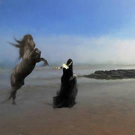 Fantasy sands 2 by Sharon Lisa Clarke