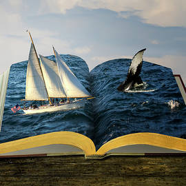 Fantasy Storybook by Eleanor Bortnick