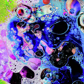 Fantasy Abstract by Terry Walsh