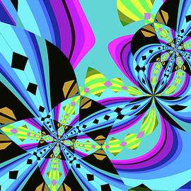 Fantasy Wind Chimes by Grace Iradian