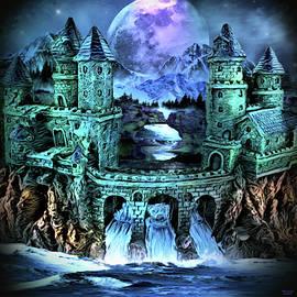 Far Away Castle by Artful Oasis