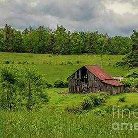 Farm on the Blue Ridge by Norma Brandsberg