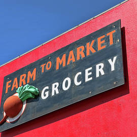 Farm To Market Grocery - Austin, T X by Allen Beatty