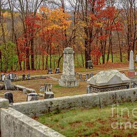 Farmington Cemetery by Alana Ranney