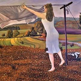 Farmland Chores by Nathan Katz