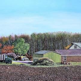 Farmland by Nathan Katz