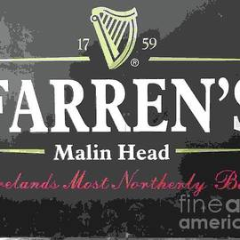 Farren's Bar in Malin Head by Barbie Corbett-Newmin