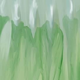Fashion 2020 Abstract Green by Melissa Grisham