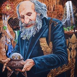 Father Crespi's Aurum by Victor Rosario