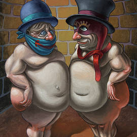 Fatties by Victor Molev