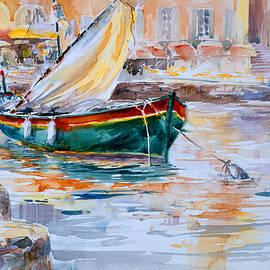 Favorite Boat by Susan Blackwood