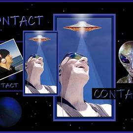 Alien  Contact  by Marc and Hartmut Jager