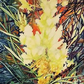 FEEL it BURNING in the Night by Laurel Adams
