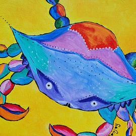 Feeling Crabby by Bonny Puckett