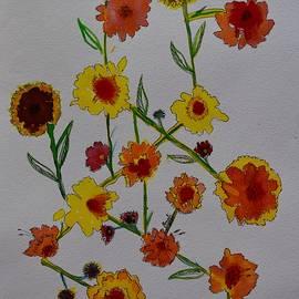 Feeling Spring by Sonali Gangane