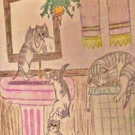 Feline Facilities by Christy Saunders Church