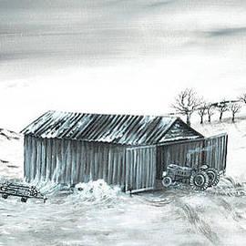 Fellside Farm by Kenneth Clarke