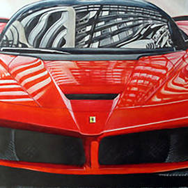 Ferrari La Ferrari by Nicky Chiarello