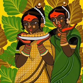 Festive season  by Anjali Swami