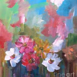 Field flowers by Elena Ivanova
