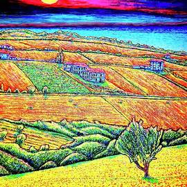 Fields by Viktor Lazarev