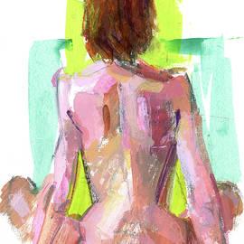 Figure 201110 by Chris N Rohrbach