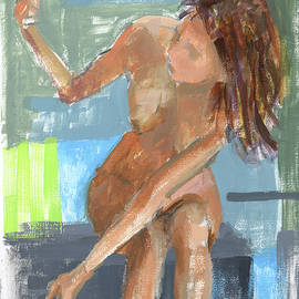 Figure 201409 by Chris N Rohrbach