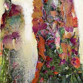 Figure And Flora by Gail Butters Cohen