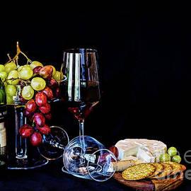 Fine Wine II by Connie Allen