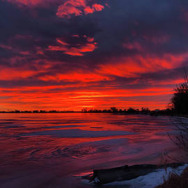 Fire And Ice by Shane Bechler
