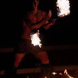 Fire Dancer by Mike Dawson