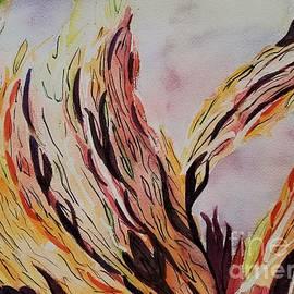 Fire by L A Feldstein