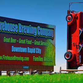 Firehouse Brewing Company by Susan Buscho