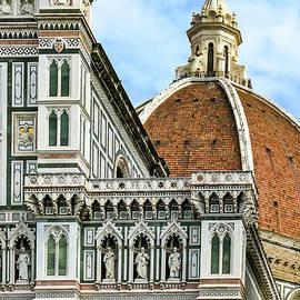 Firenze Duomo by Kathi Isserman