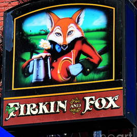 Firkin And Fox by Tru Waters