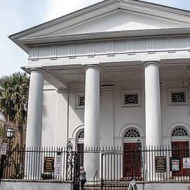 First Baptist Church - Charleston by Norman Johnson