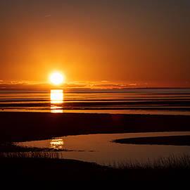 First Encounter Beach Sunset by Brian Birrell