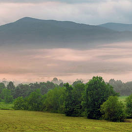 First Light Through the Fog by Eric Albright