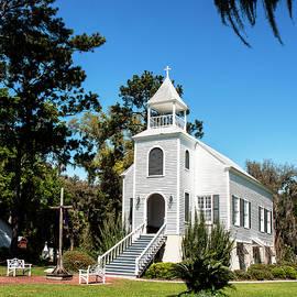 First Presbyterian Church of St. Marys by Norman Johnson