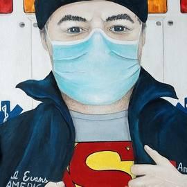First Responders, The Real Superheroes, My Nephew Mike by Danett Britt