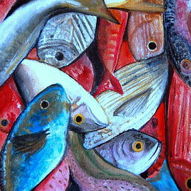 Fisherman Delight by Linda Kelly