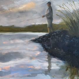 Fisherman by Donna Tuten
