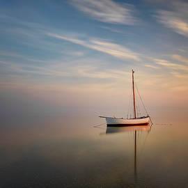 Fishing boat by Jan Sieminski