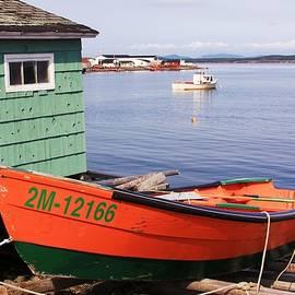 Fishing boat by Tatiana Travelways
