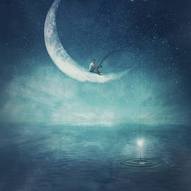 Fishing Stars by PsychoShadow ART