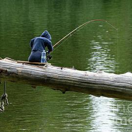 Fishing Twenty-Four Seven by Bob Christopher