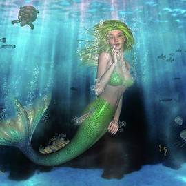 Fishtail - Fish Tale by Brian Wallace